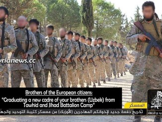 European Brothers: Terrorists from Uzbekistan members of the Syrian Moderate Opposition