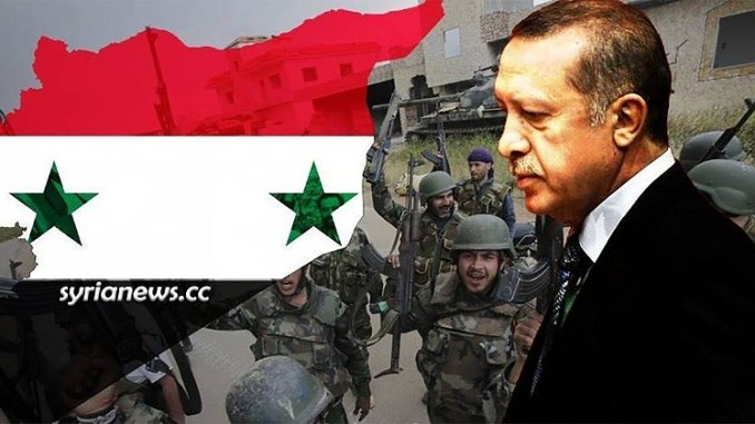 Erdogan turkish Army losing to the SAA in Idlib - Terror HTS al qaeda Nusra Front