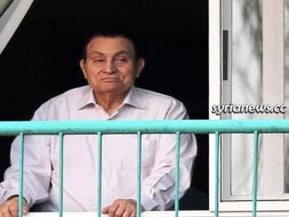 Husni Mubarak Egypt former president