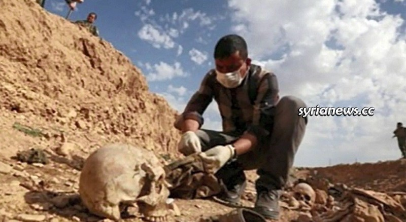 Syria - War of Terror through Forensic Eyes