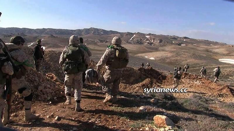Hezb Allah in Syria