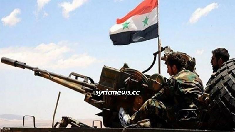 SAA Syrian Arab Army Hama Idlib Latakia Aleppo Raqqa Hasakah Deir Ezzor Daraa