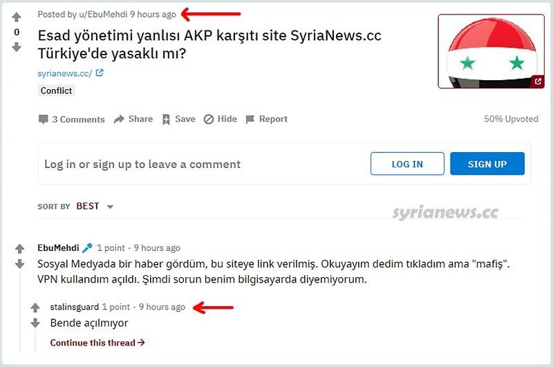 Censorship: Erdogan continues to ban Syria News in Turkey