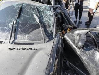 Idlib - Qussour: UAV drone bombs a car kills foreign terrorists