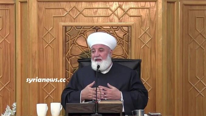 Damascus Mufti Adnan Afyouni Assassinated