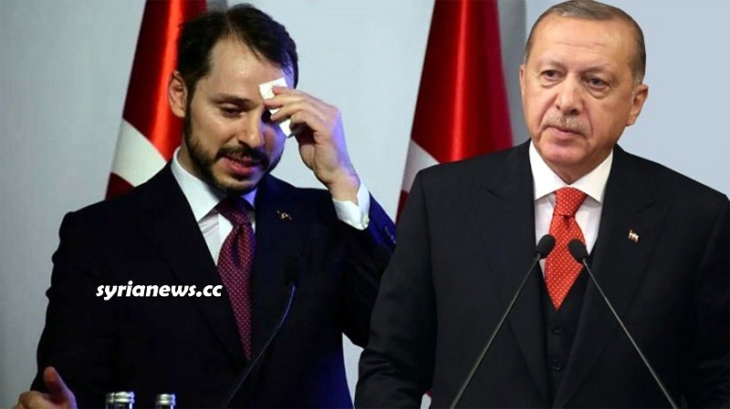 Berat Albayrak - Erdogan son in law resigns