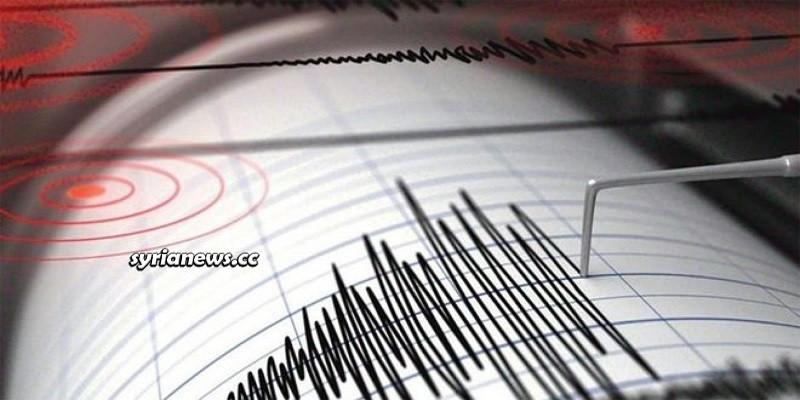 Earthquake in Syria