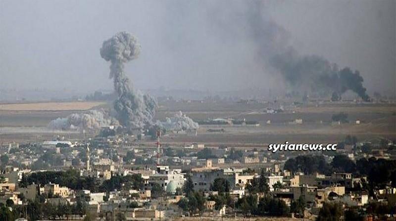 Ain Issa Raqqa northern countryside Syria