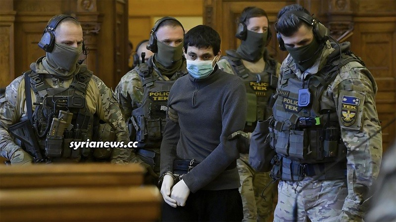 ISIS Terrorist Hassan F in Budapest Hungary sentenced to life in prison