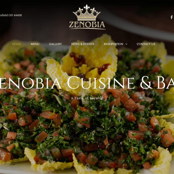 Zenobia Cuisine
