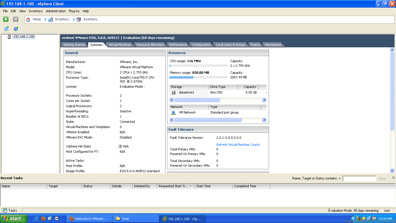 Image Result For Vmware Vsphere Client Download Free