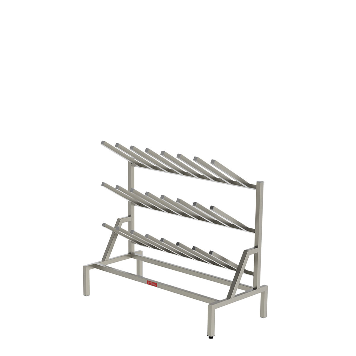 Static Single Sided Boot Rack