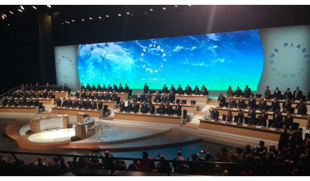 Les dirigeants de la Caraïbe lancent un plan de 8 milliards $ pour créer la première « zone intelligente climat » au monde