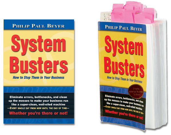 System Busters - How to Stop Them in Your Business - 2