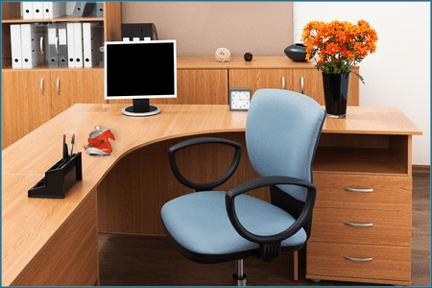Un-Cluttered Desk