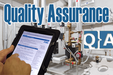 Quality Assurance software