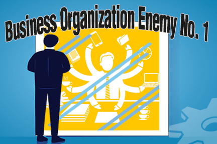 Business Organization Enemy