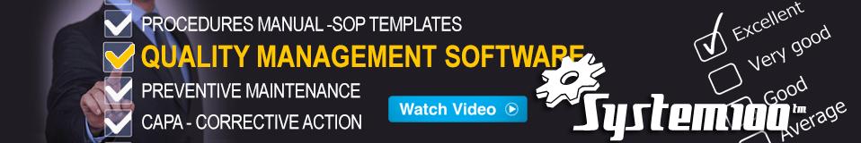 Quality Assurance Software demo