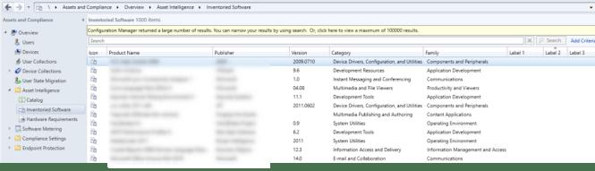 sccm 2012 asset intelligence custom labels