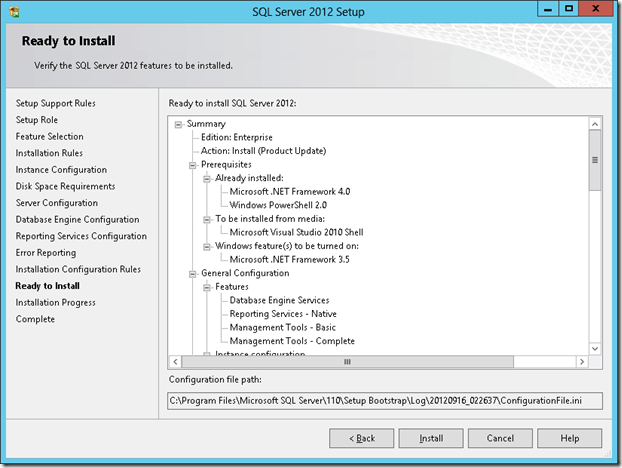 SCCM] Complete SCCM 2012 SQL Install Guide - The WinOps Blog