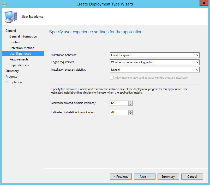 sccm 2012 Office 2016 deployment