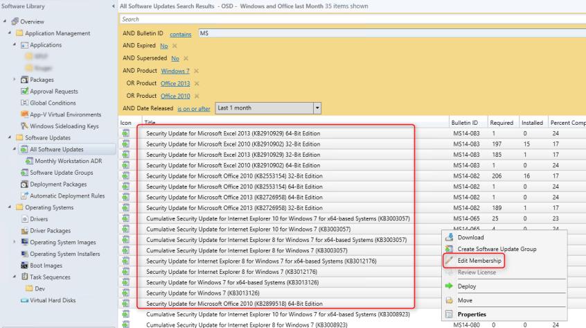 SCCM Software Update Management Guide