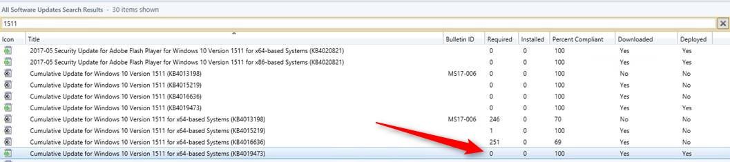 Software Update – System Center Dudes