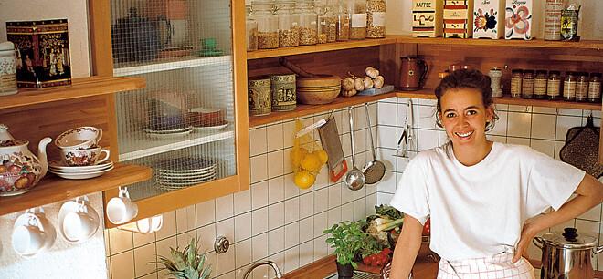 fabriquer des etageres de cuisine