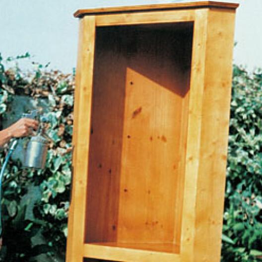 encoignure pour un meuble d angle