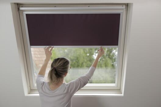 remplacer un store interieur de fenetre de toit velux