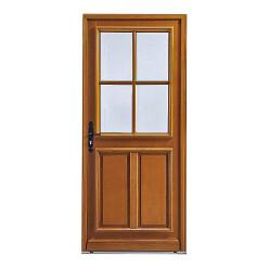 portes d entree vitrees pvc bois ou alu