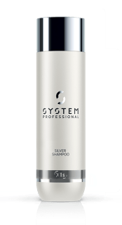 System Professional Extra Silver Shampoo