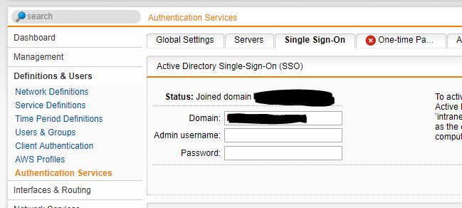 Sophos UTM HTTP Proxy Does Not Work On Version 9 5 - SystemTek
