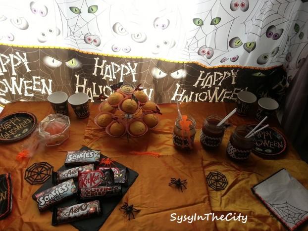 sweettable halloween