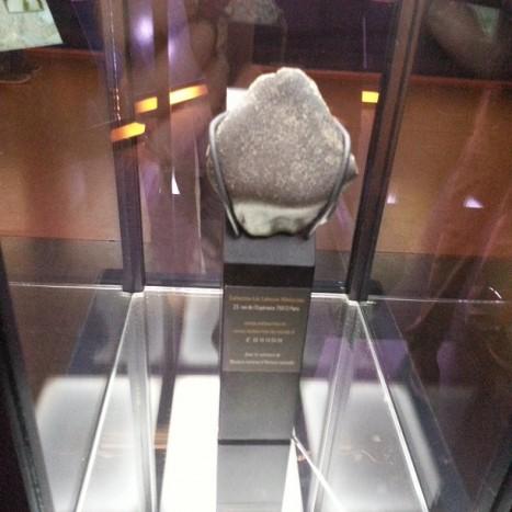 météorite martienne