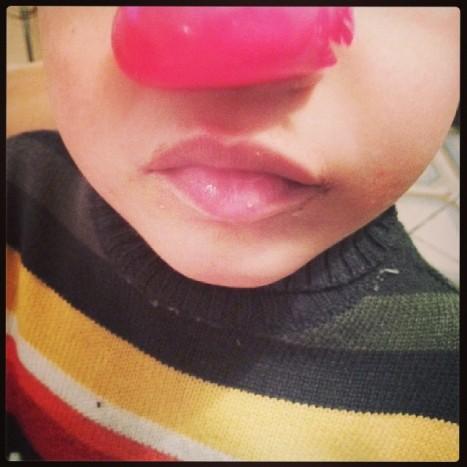 clown babybel