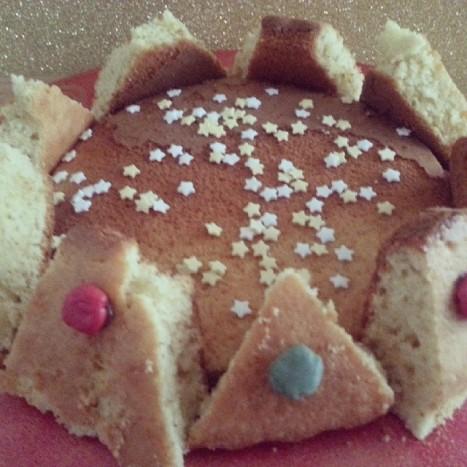 défi du gâteau couronne