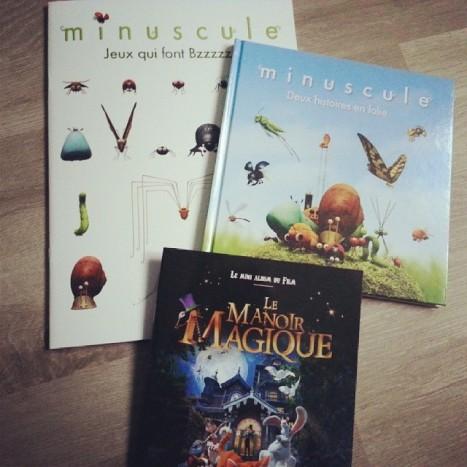livres minuscule