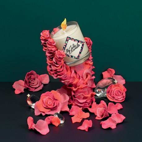 bougie-parfumee-rose