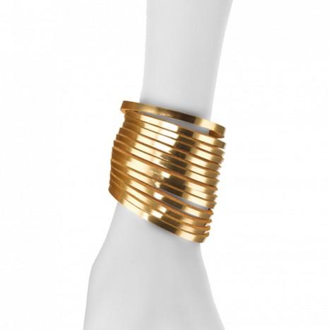 bracelet-cuir-dore