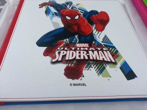 albums photos spider man