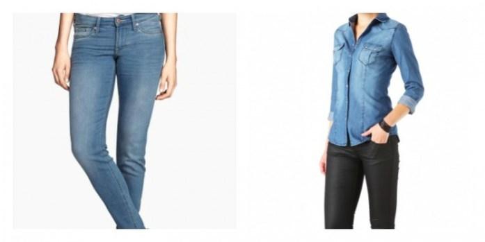 jean chemise