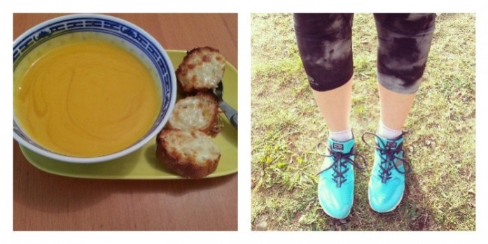 soupe running