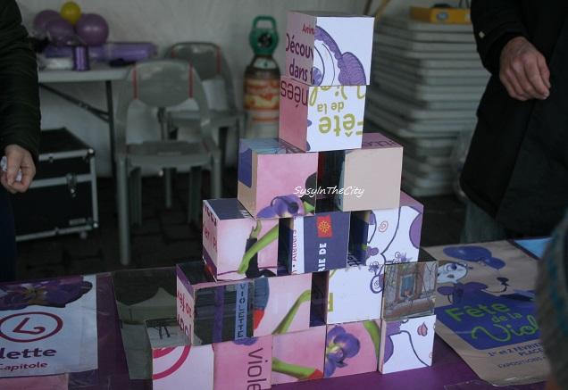 fête violette puzzle sysyinthecity