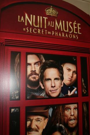nuit au musée film