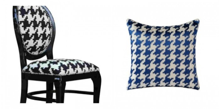 chaise coussin