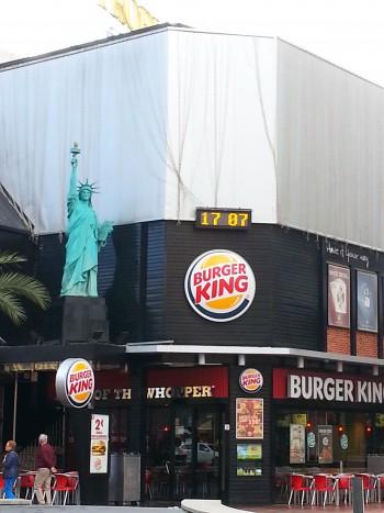 burger king lloret de mar