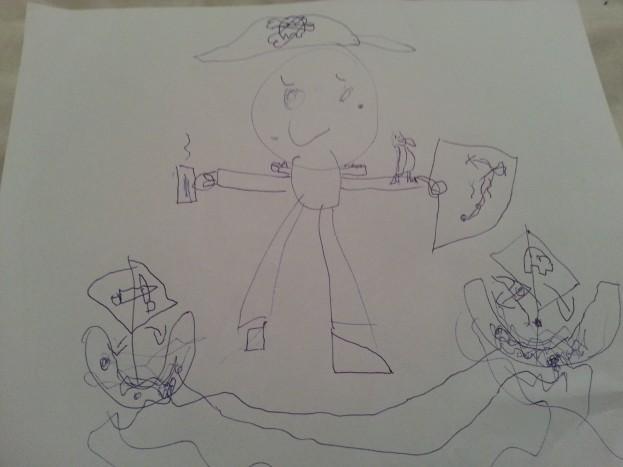 dessin pirates sysyinthecity
