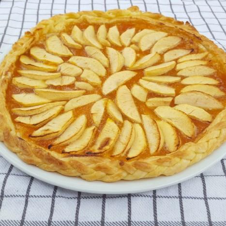 sysyinthecity.com tarte aux pommes
