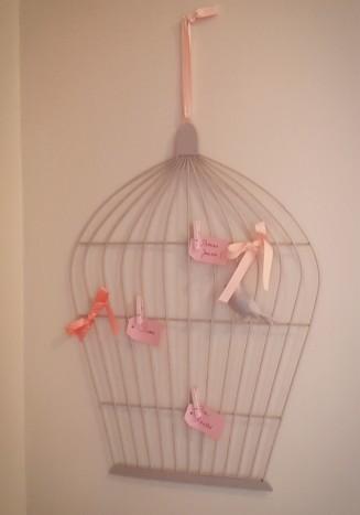 tableau cage à oiseaux babou sysyinthecity